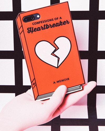 [VALFRE] heartbreaker confessions caseiPhone 7