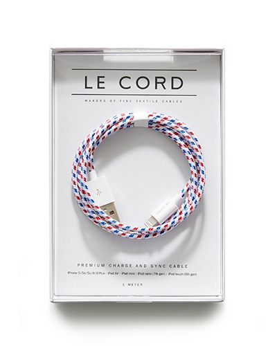 [LE CORD] USB charge spiral cable&nbsp