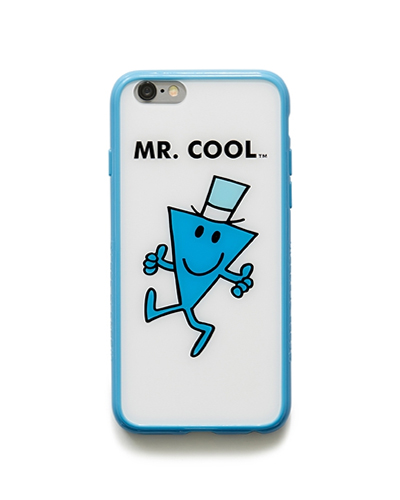 [CASE SCENARIO] mr.cool skyblue caseiPhone 6S/6