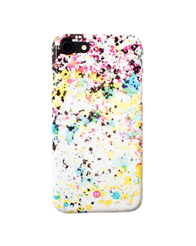 [MADOTTA] CMYK ink spray caseiPhone 7