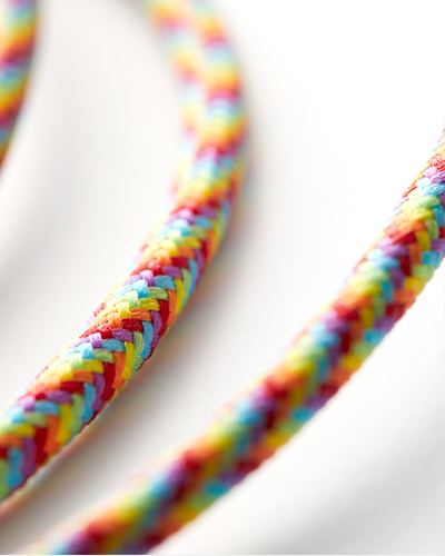 [LE CORD] USB charge rainbow cable&nbsp